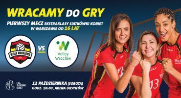 Wisła Warszawa rozpoczyna sezon. Wygraj bilety na mecz z Volley Wrocław [KONKURS]