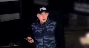 Kradzież zdrapek w galerii - czy znasz tego mężczyznę?