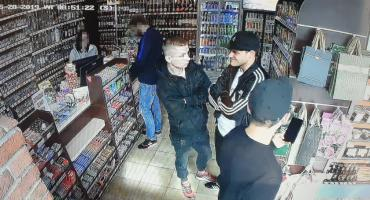 Trzech mężczyzn poszukiwanych w sprawie rozboju