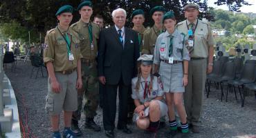 Ryszard Kaczorowski - harcerz, żołnierz, prezydent