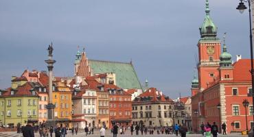 Strażnicy miejscy kontrolują jakość powietrza w Warszawie