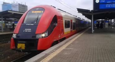 Trasa pociągów linii S3 zostanie zmieniona