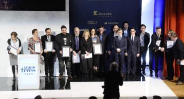 Rozdanie nagród Grand Press. Dziennikarzem Roku 2019 został Tomasz Sekielski