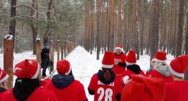 Bieg Mikołajów dla Karoliny
