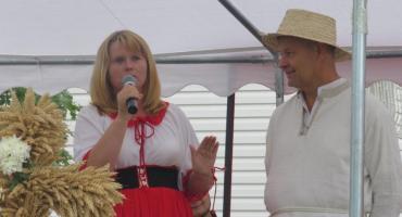 Dożynki parafialne w Warszawicach