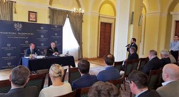 Dziwne konsultacje w sprawie ustawy metropolitalnej Warszawy
