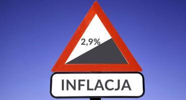 Inflacja 2,9%, a lokaty w banku 1%