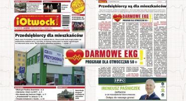 Darmowe EKG - akcja przedsiębiorców - czytaj tygodnik iOtwock.info