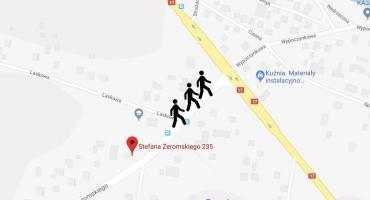 Utrudnienia na DK17-ul. Żeromskiego, Otwock