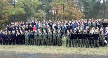 Sukces klas mundurowych ZSEG Otwock
