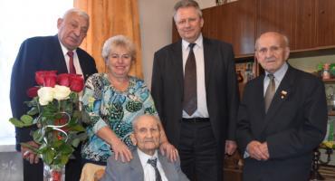 Bolesław Burkowski ukończył 105 lat!