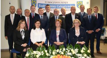 Uroczysta sesja Rady Gminy Celestynów