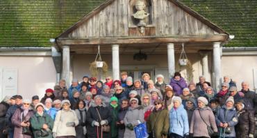 Otwoccy seniorzy wyruszyli śladami Norwida