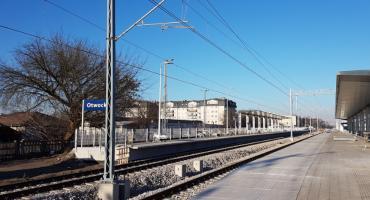 W styczniu pojedziemy z nowych peronów w Otwocku