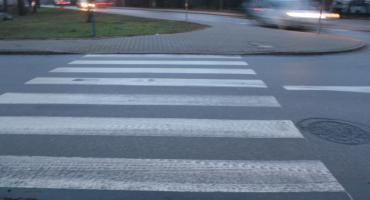 Dwie ofiary śmiertelne na przejściach dla pieszych