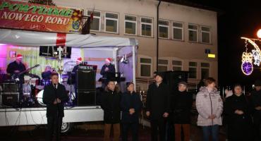 Mieszkańcy Celestynowa powitali Nowy Rok