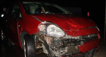 Wypadek w Woli Duckiej
