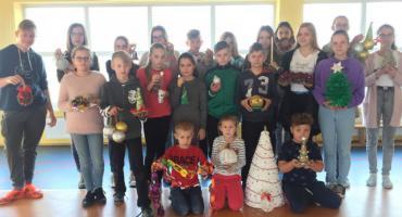 Wolontariat w Szkole Podstawowej w Kątach