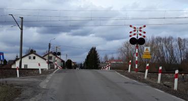 Rusza przygotowanie do modernizacji linii kolejowej przechodzącej przez Osieck i Warszówkę