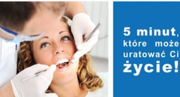Bezpłatne badania profilaktyczne jamy ustnej