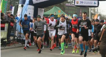 39. Półmaraton Wiązowski pełen rekordów