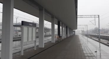 Zmodernizowana część stacji Otwock dostępna dla pasażerów od marca