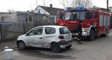 Trzy młode osoby poszkodowane w wypadku w Woli Karczewskiej
