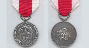 Medale dla rodziców żołnierzy