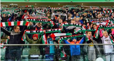 Dzieci z Otwocka po raz kolejny pojadą na mecz Legii Warszawa