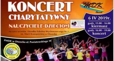 VI Koncert Charytatywny Nauczyciele Dzieciom
