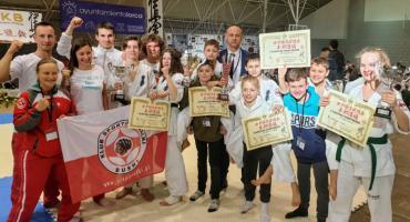 Sukcesy Bushi na mistrzostwach Europy w Hiszpanii