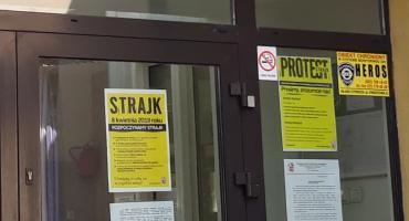 Pierwszy dzień strajku nauczycieli w powiecie otwockim