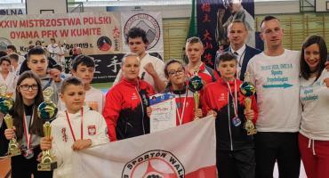 Czworo mistrzów Polski z KSW Bushi