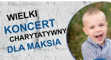 Wielki Koncert Charytatywny dla Maksia w Karczewie