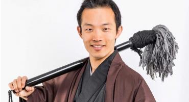Animator japońskiej kultury z Otwocka