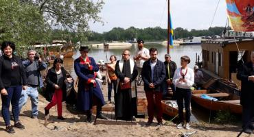 Łurzycki jarmark w Gassach, czyli VIII Flis Festiwal