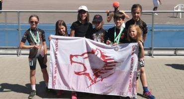 Pięć medali otwockich Wilków na Torowych Mistrzostwach Polski