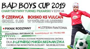 70 drużyn zagra w Bad Boys Cup 2019!