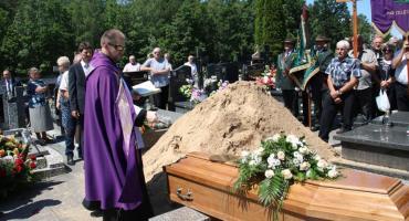Pożegnanie Jerzego Bojanowskiego