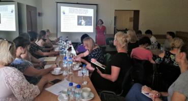 Szkolenie bibliotekarzy powiatu otwockiego