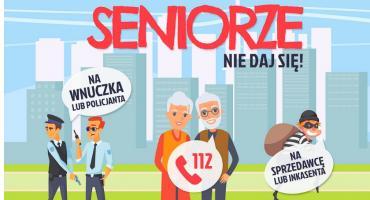 Karczewski senior okradziony przez rzekomego przedstawiciela towarzystwa ubezpieczeniowego