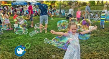 Bubble Day w Otwocku