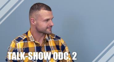 Trener personalny Artur Jobda w Otwockim talk-show
