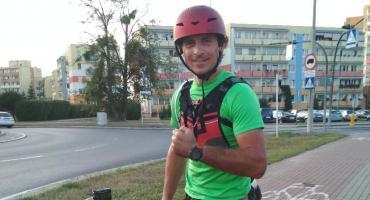 Otwock-Grudziądz rowerem/266km/14h