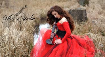 Ylo Violin w otwockim teatrze