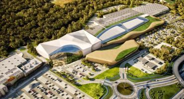 Projekt Góraszka - 77 tys. mkw. handlu i rozrywki