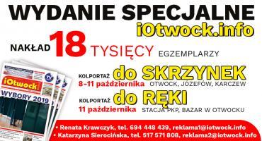 Wyborcze wydanie specjalne iOtwock.info!