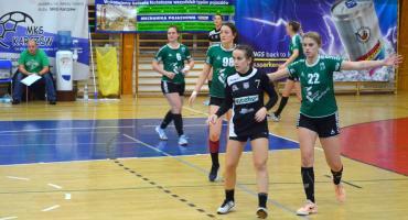 Przegrana MKS Karczew z AZS-AWF Warszawa