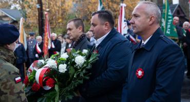 Wspomnienia w dniu 11 listopada
