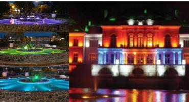 Kolory LGBT w Otwocku